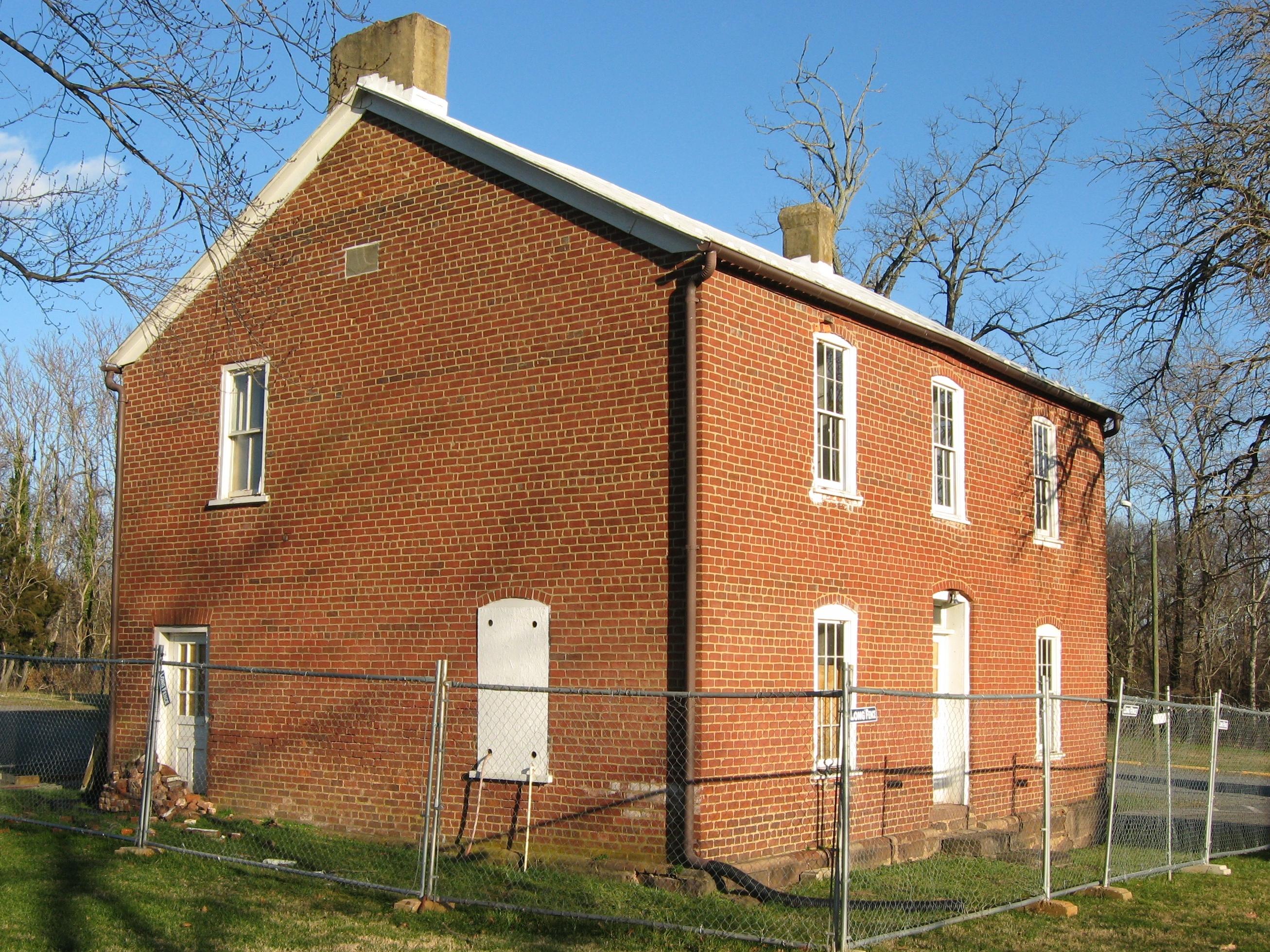 Brentsville Jail House Restoration (3)