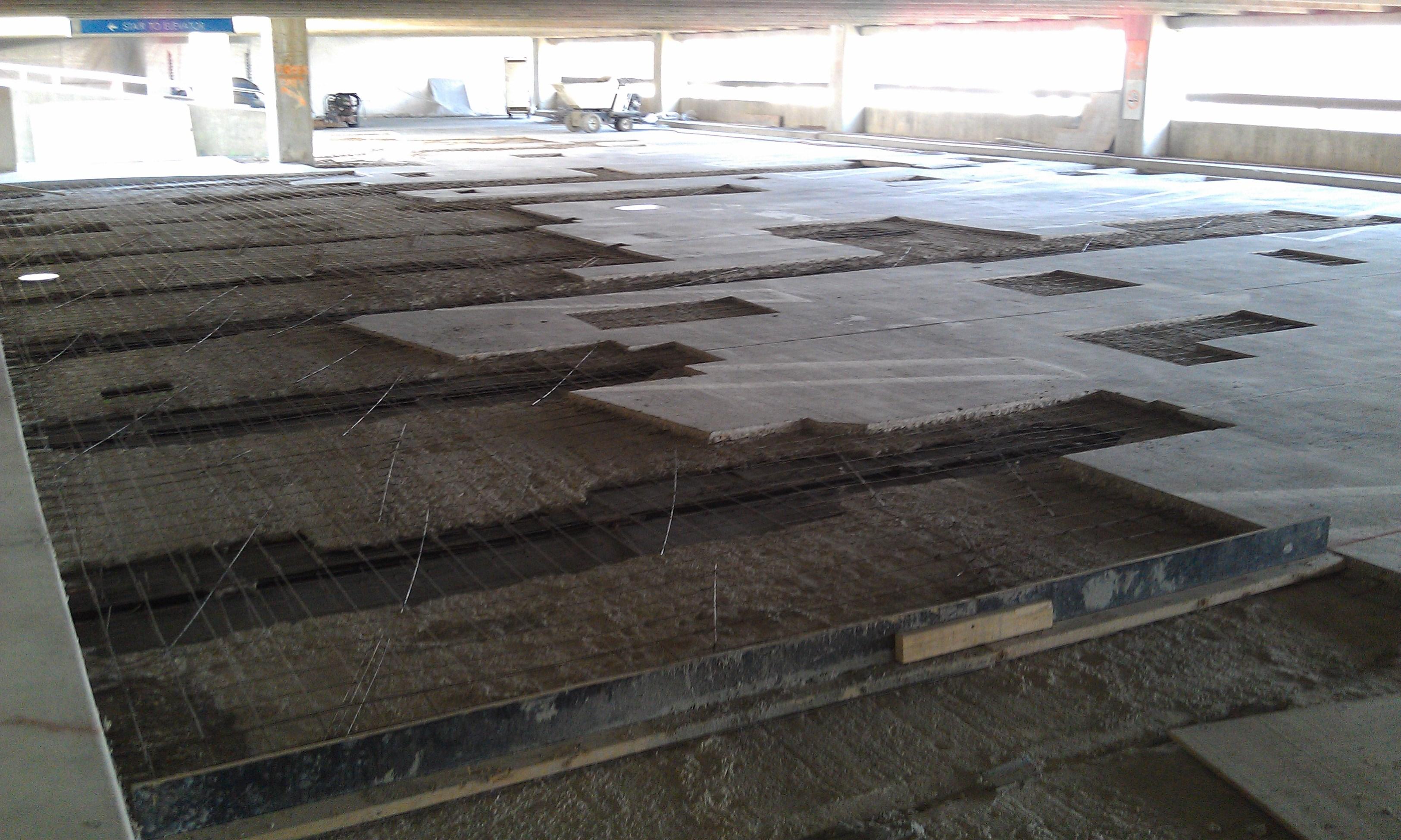 NNMC Bldg 54 & 55 Garage Repairs (3)