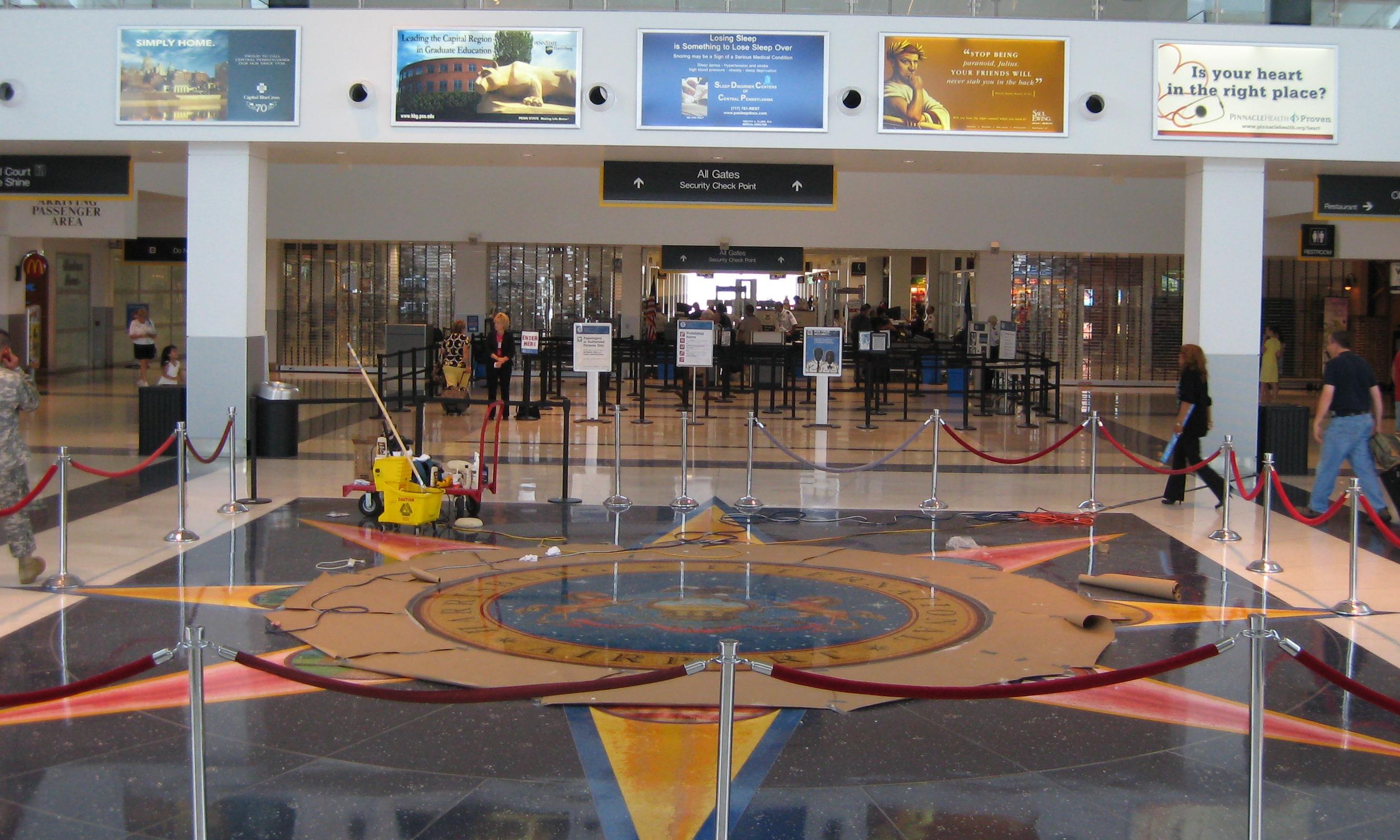 Floor Load Surveys TSA