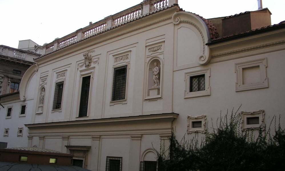 U.S. Embassy Rome 2